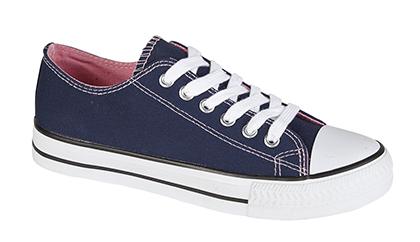 Ladies Canvas Shoes @ Christopher Shoes