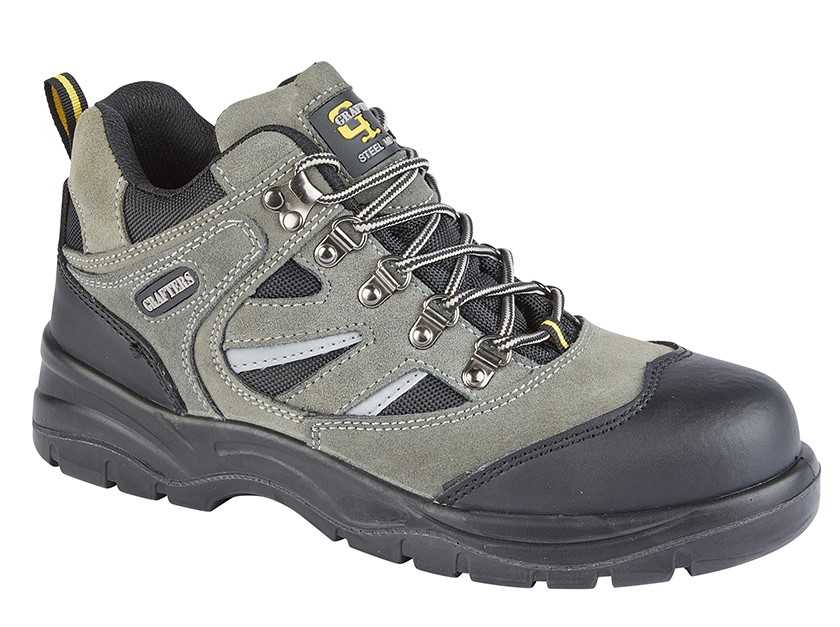 Walking Boots and Hiking Boots M685FGrafters Industrial Hiking Boot